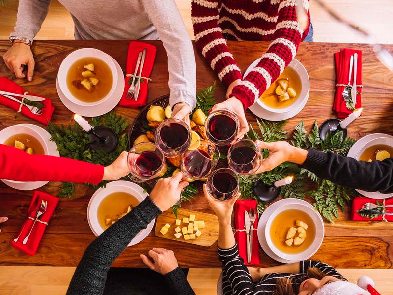 Cómo sobrevivir a los excesos de Navidad